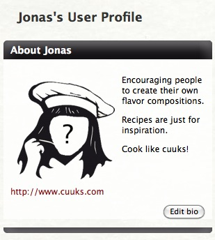 cuuks user profile jonas